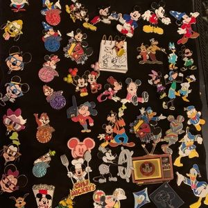 Disney pins for sale!!